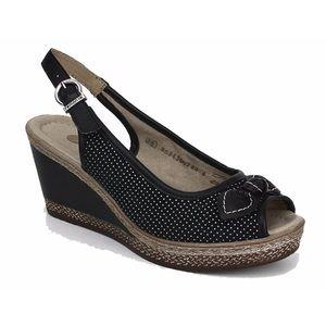 Rieker Remonte Wedge Sandals